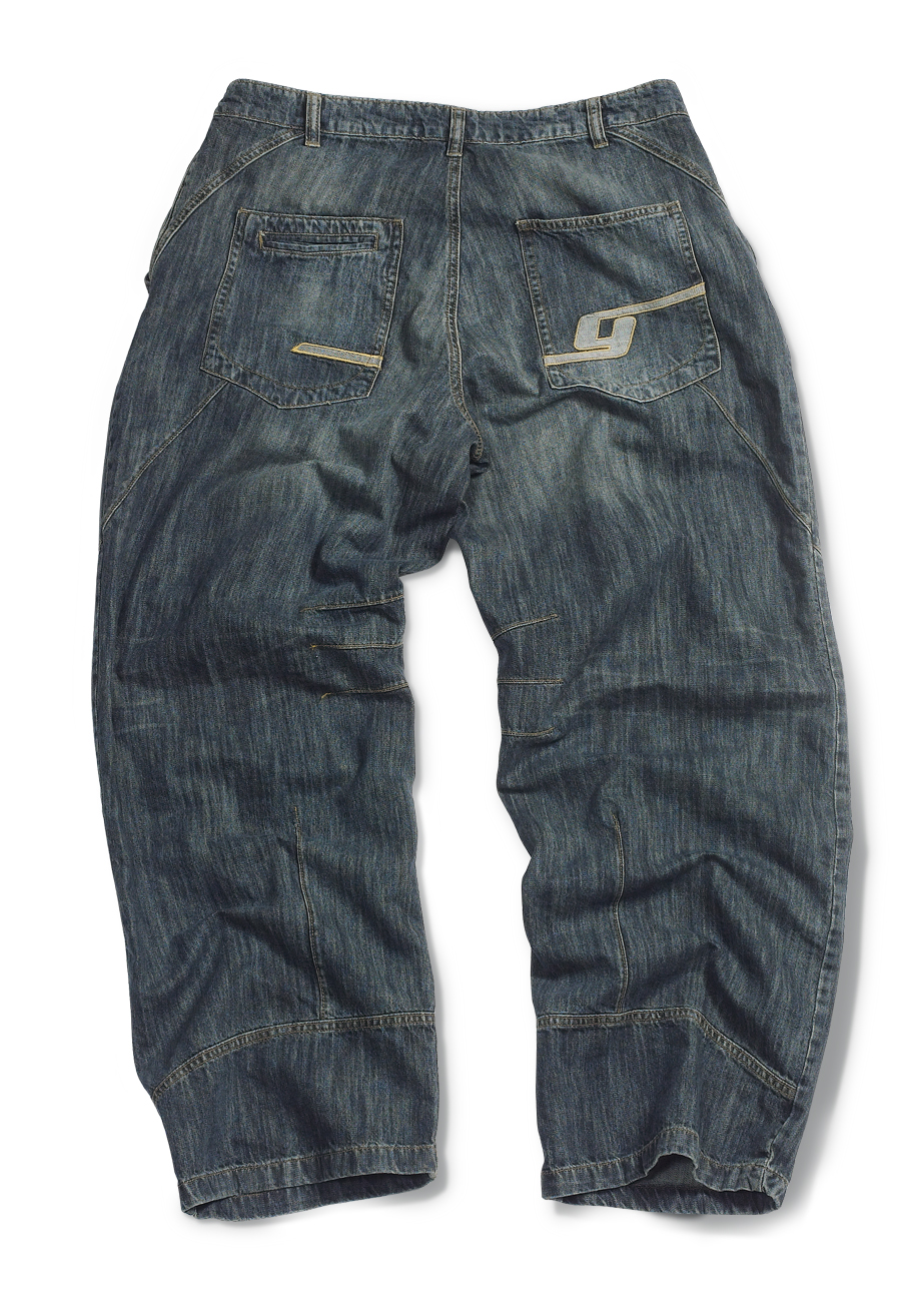 VINTAGE DENIM GASP