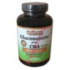 Glucosamine plus CSA, Optimum Nutrition, (120 таб.)