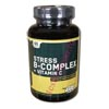 Stress B - Complex + Vitamin C, Optimum Nutrition, 60 капсул